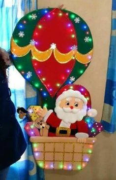 Christmas Elf Doll, Christmas Stocking Kits, Felt Christmas Stockings, Christmas Crafts To Make, Felt Christmas Decorations, Christmas Colors, Christmas Art, Christmas Projects, Holiday Crafts