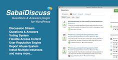 Sabai Discuss Plugin for WordPress v1.3.36