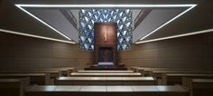 Sinagoga Ulm / Kister Scheithauer Gross Architects And Urban Planners