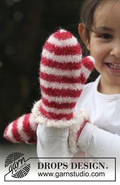 Ať už je využijete k plstění nebo jen tak k pletení/háčkování, jsou příze z akční DROPS Felting Fever - Plstící horečky skvělou volbou pro nový pár teplých rukavic!