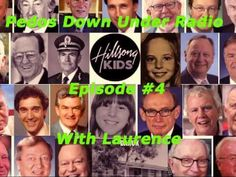 Pedos Down Under Radio: Episode #4 with Laurence