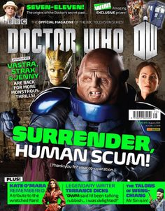 Doctor Who Magazine issue 475