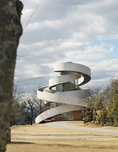 Especially for Weddings: The Ribbon Chapel by Hiroshi Nakamura, Hiroshima, Japan   DesignRulz.com