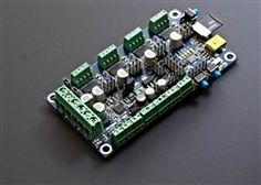 The X5 mini is a 32 bit ARM based Motion controller for 3D printers, CNC Machines and Laser cutters. The X5 mini runs on Smoothieware firmware and is based on Smoothieboard by the awesome Arthur Wolf. The X5 mini uses the powerful 32bit, 120Mhz NXP LPC1769 ARM chip capable of faster calculations for faster and smoother movements without breaking a sweat.