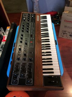 MATRIXSYNTH: Sequential Circuits Prophet 5 Rev 3.3 SN 4726