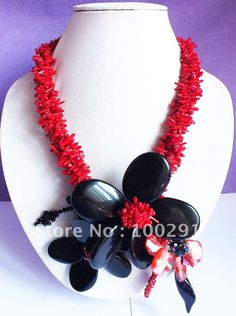 Cheap flower choker necklace, Buy Quality necklace heart directly from China flower paiting Suppliers:         Very Very Nice Beatiful 6mm 20strands African Wedding Bridal Turquoise Coral Jewelry Set necklace bracelet and e