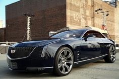 The Cadillac LTS flagship sedan will restore the GM brand's prestige among luxury automakers when it arrives in New York next April. Cadillac Ct6, Cadillac Eldorado, Cadillac Escalade, American Graffiti, General Motors, Supercars, Convertible, Sweet Cars, Us Cars