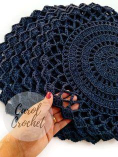 Col Crochet, Crochet Coaster Pattern, Crochet Mandala, Crochet Round, Cotton Crochet, Thread Crochet, Crochet Motif, Crochet Doilies, Crochet Stitches