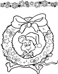 christmas-wreath-coloring-pages-3.gif (596×754)
