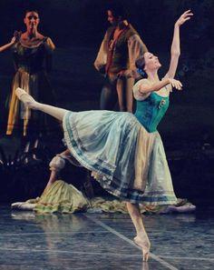 Svetlana Zakharova in Giselle, Teatro Alla Scala, 2013