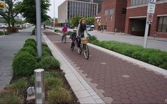 This Bike Path Also Helps Prevent Flooded Sewers:
