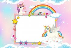 Free Vector   Cute unicorn with blank banner Unicorn Fantasy, Unicorn Art, Cute Unicorn, Cartoon Sketches, Cartoon Styles, Cartoon Background, Background Patterns, Rosas Vector, Zebra Drawing