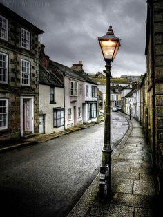 Helston Cornwall UK