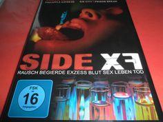 Side FX - Rausch Begierde Exzess Blut Sex Leben Tod     OVP NEU 2,75 €