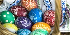 Huevo de pascua casero | Oleo Dixit | El Blog de gastronomía de Guía Oleo.