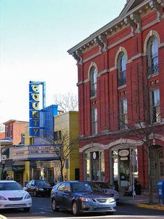 Doylestown (Small town in Pennsylvania, USA)