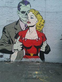 Street art...NYC