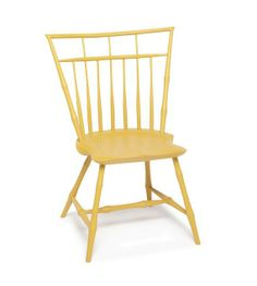via BKLYN contessa :: vincent chicone :: birdcage windsor side chair :: $750