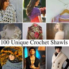 100-unique-crochet-shawls http://www.crochetconcupiscence.com/category/crochet-blog/crochet-link-love/