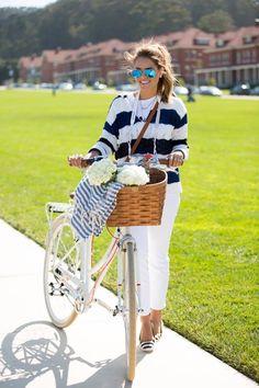 Gal Meets Glam- Presidio Bike Ride