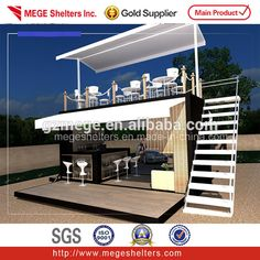 Source Shipping container workshop with hydraulic system cafe shop mobile cafe bar design and food Kiosk booth for sale on m.alibaba.com