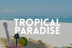 Tropical paradise around the world. Can you imagine the beach....? Follow this board http://www.pinterest.com/skimbaco/tropical-paradise