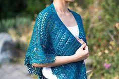 Ravelry: Hadria Shawl pattern by Corrina Ferguson
