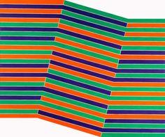 Frank Stella, 'Baft,' 1965, Galerie Hans Mayer