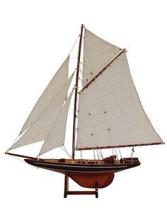Sailing Ship - Columbia Lux