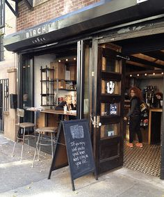 Birch Coffee - Market and Luxe Blog - Best Coffee NYC