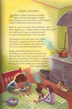 I love this one, and used to read it to my own children often. The illustration by Hildegard Woodward is delightful, and perfectly captures the sense of warmth and security imparted by the words. T...