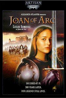 This was an awesome Joan of Arc movie. Leelee was a great Joan. My dream is that someone will make a new Joan of Arc movie with Jennifer Lawrence as Joan! She'd be amazing! Jeanne D'arc, Jonathan Hyde, Peter Strauss, Powers Boothe, Robert Loggia, Olympia Dukakis, Leelee Sobieski, Christian Films, Saints