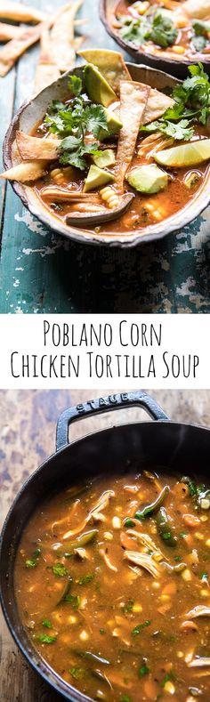 Poblano Corn Chicken