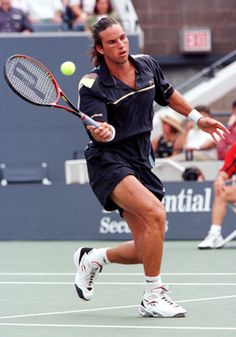 Tennis - Hall of Fame  -  Patrick Rafter