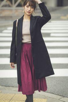 Duster Coat, Hair Beauty, Lady, Womens Fashion, People, Jackets, Down Jackets, Women's Fashion, Woman Fashion