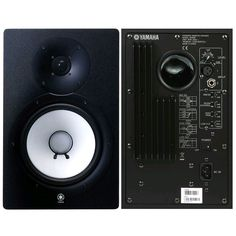 Yamaha HS80m. I prefer these over some monitors that cost twice as much!