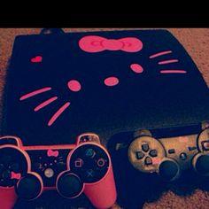 Hello Kitty PS3
