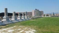 Izmir- Smyrna Agorası