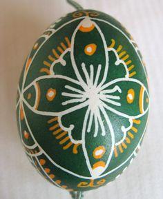 eastern european egg | Czech Easter Eggs Photos