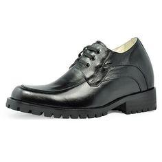 Exotic men elevator shoes elevating 9cm / 3.54inch