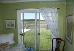 Have a tape measure, pen or pencil and piece of paper handy and perhaps a step stool, depending on the height of your glass windows.