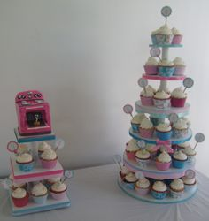 Bun in the oven themed baby shower