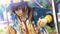 Toudou Heisuke | 薄桜鬼SSL ~sweet school life~ (Hakuouki SSL otome game) #game #otomegame