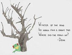 Winter haiku | haiku, i love to laugh, just for laughs.