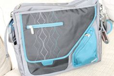 JJ Cole Metra Unisex Changing Bag Review