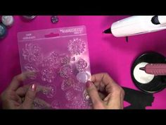 ▶ Part Two - Fun with Your Glue Gun - YouTube