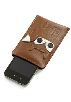 Foxy Lady iPhone Sleeve