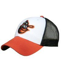 Baltimore Orioles Vintage 80s Trucker Hat