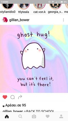 Hugs and kisses stay positive !!❤