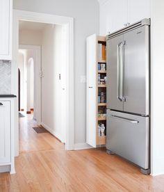 Good kitchen storage idea